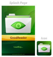 GoodReader Design Refinement by Sku11head
