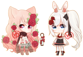 -closed-Valentines Adopts by xXYukiko111Xx