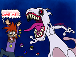 I Once Had an Irrational Fear of MewTwo by RollerTroller699