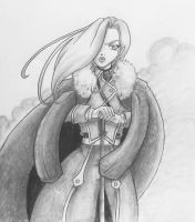 Olivier Mira Armstrong by starbuxx