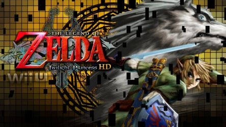 TLoZ Twilight Princess HD | Link and Wolf Link by Link-LeoB