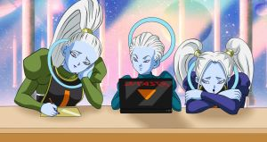 Reunion Angelical Daishinkan  Vados Marcarita by dicasty1