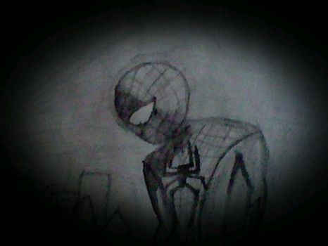 the amazing spider-man by spider-fan122