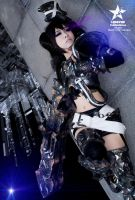 Insane Black Rock Shooter by yukigodbless