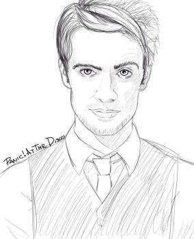 Brendon Urie by xSofi-AHx
