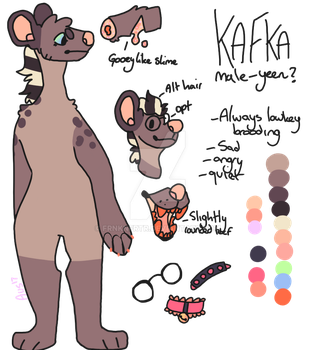 another kafka ref by piinkfloyd