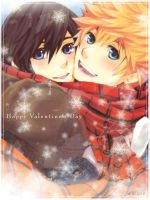 Happy Valentine's Day 2010 by semokan