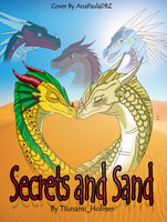 Secrets and Sand Contest Cover by AnaPaulaDBZ
