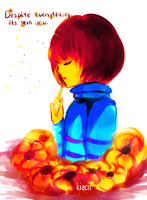 Frisk. by kiacii-official