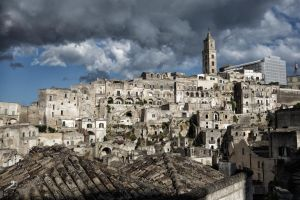 The sassi of Matera by rhipster