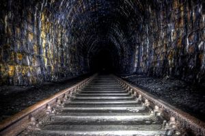 Railway to hell by drangnel