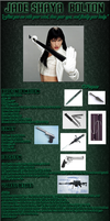 Jade  Bolton bio: TKR version by Jetta-Windstar