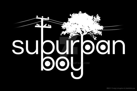 Suburban Boy Logo Reversed by MeMiMouse