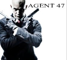 Agent 47 by nsabellico