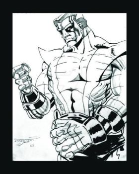 Colossus by ChunkyLight