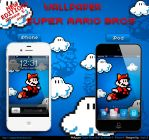 Super Mario Bros Wallpaper iPhone and iPod Touch by ZeyToX