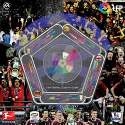 UEFA Soccer Infographic Poster by spdrmnky3