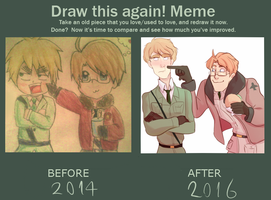 Meme  Before And After by Miss-Ponytails