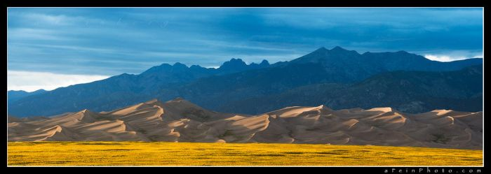 The Great Dunes by aFeinPhoto-com