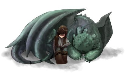 HTTYD by kitten-chan