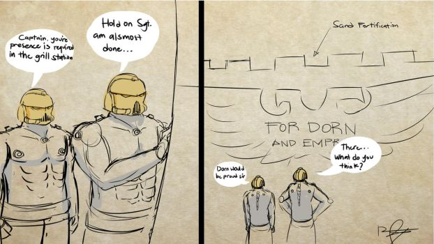 Sand Fortification the fisting way. by 1Razor1