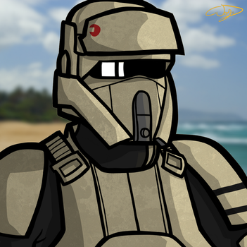 Shoretrooper by SmacksArt