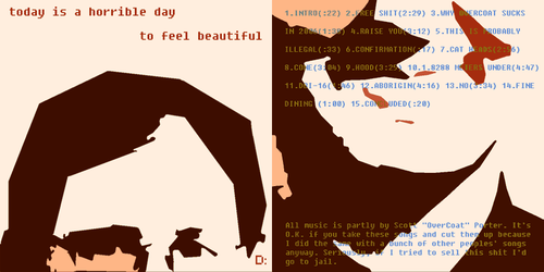 Today is a Horrible Day etc... by OverCoat
