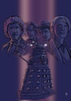 The Four Doctors by JonWes