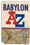 Babylon A-Z by jacobsteel