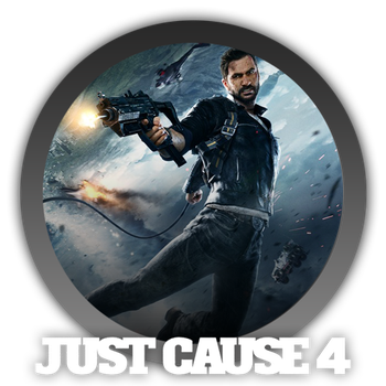 Just Cause 4 - Icon 2 by Blagoicons
