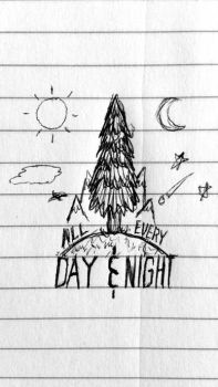 All Day, Every Night. by Kilwin