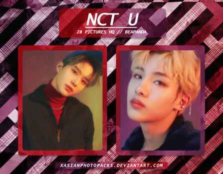 Photopack 2914 // NCT U (BOSS). by xAsianPhotopacks