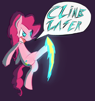 ClimbLaser by Exranion