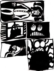 Experimental Comic by DoctorBollocks
