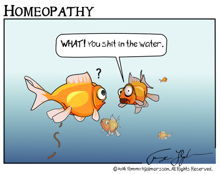 Homeopathy by zombiwoof