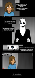 QuantumTale - Prologue: The Statue pg5 by FoxyPheonix