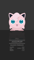 Jigglypuff by WEAPONIX