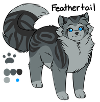 Feathertail by flash-the-artist