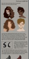 Curly and Wavy Hair Tutorial by mintsteak