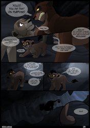 Ramsay's Reign - Prologue P4 by KravaLioness
