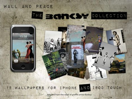 The BANKSY Collection by leebrook