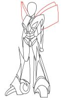 car femme doorwings ver. by Silver-Wings-Elite