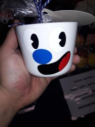 Mugman Mug by Chrismilesprower