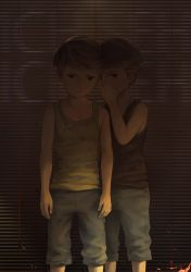 Goodnight Mommy by NOEYEBROW