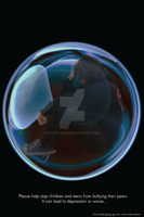 Trapped In A Bubble by Steve-ish
