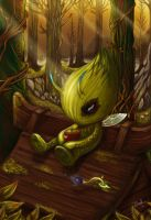 Celebi: The Lonely Guardian