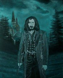 Sirius Black by WilliamSnape by HogwartsArt