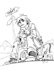 2D - Slow Country by ritam