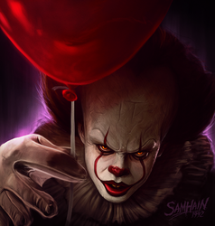 Pennywise 2017 by SamRAW08