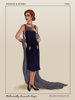 Historically Accurate Anya by Wickfield